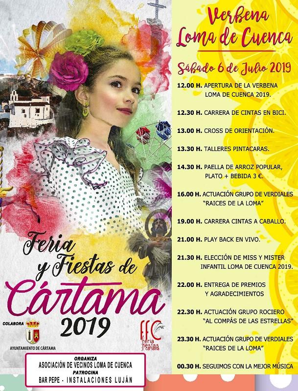 Verbena Loma de Cuenca 2019