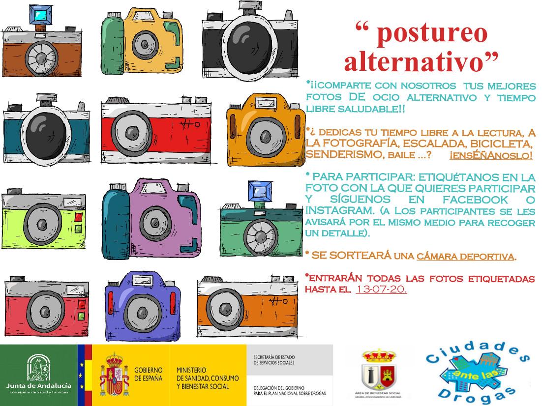 cartel-concurso-fotos-postureo-alternativo-cartama-ante-la-droga