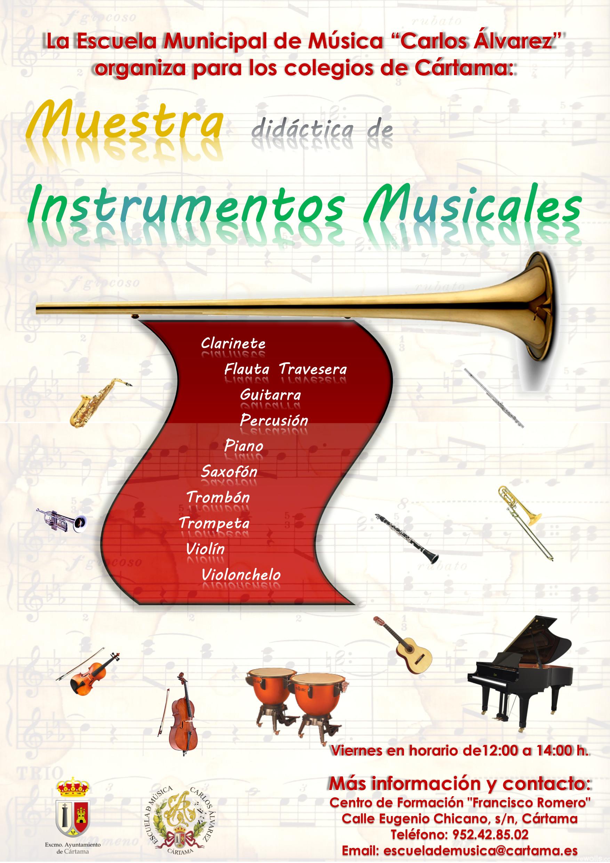 cartel-muestra-instrumentos-escuela-de-musica-mayo-2021